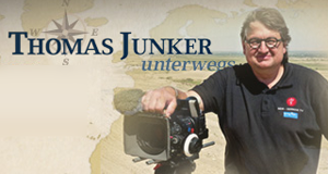 Thomas Junker unterwegs – Bild: MDR