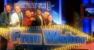 Wie witzig, Frau Weber! – Bild: MDR (Screenshot)