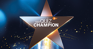 Der Quiz-Champion – Bild: ZDF/Brand New Media