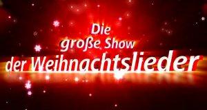 Die große Show der Weihnachtslieder