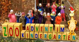 Advent im Zoo-Kindergarten – Bild: MDR/ariane-film