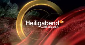 Heiligabend mit Carmen Nebel – Bild: ZDF/Corporate Design