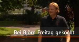 Bei Björn Freitag gekocht – Bild: WDR