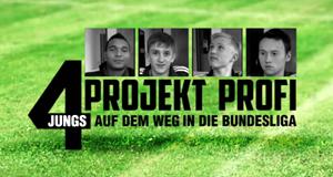 Projekt Profi – 4 Jungs auf dem Weg in die Bundesliga – Bild: Sky/Screenshot