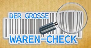 Der große Waren-Check – Wissen, was drin ist – Bild: Sat.1