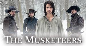 Die Musketiere – Bild: BBC