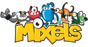 Mixels – Bild: LEGO/Cartoon Network
