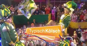Typisch Kölsch – Bild: ZDF