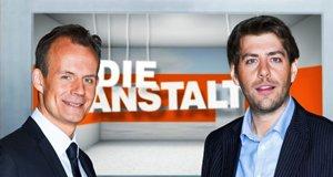 Die Anstalt – Bild: ZDF/Jürgen Nobel