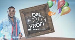 Der Party-Profi Nelson Müller – Bild: ZDF