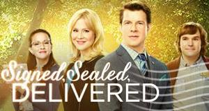 Signed, Sealed, Delivered – Bild: Hallmark Channel