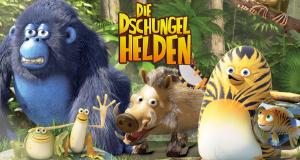 Die Dschungelhelden – Bild: Super RTL/Universal Pictures