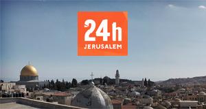 24h Jerusalem – Bild: arte/BR