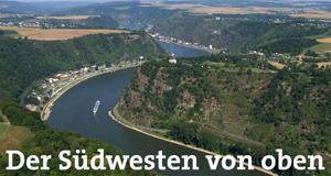 Der Südwesten von oben – Bild: SWR/Vidicom