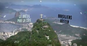 Brasiliens Küsten – Bild: Gedeon Programmes