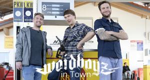 Woidboyz in Town – Bild: Bayerischer Rundfunk/Julia Müller