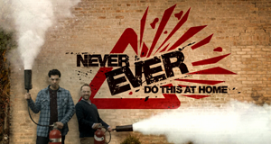 Never Ever Do This At Home – Bild: Discovery Canada/Bell Media/Screenshot