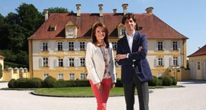 Blaues Blut und grüner Daumen – Bild: Bayerisches Fernsehen