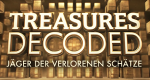 Treasures Decoded – Jäger der verlorenen Schätze – Bild: Blink Entertainment 2016 & CC0 Public Domain & Blink Films