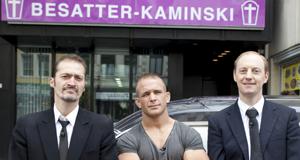 Diese Kaminskis - Wir legen Sie tiefer! – Bild: ZDF/Vincent Dewill