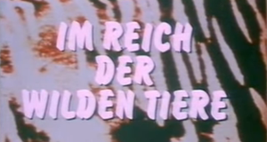 Im Reich der wilden Tiere – Bild: NBC/ZDF