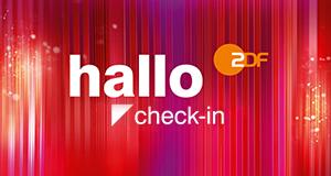 hallo deutschland check-in – Bild: ZDF/Corporate Design