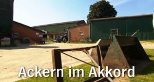 Ackern im Akkord – Bild: NDR