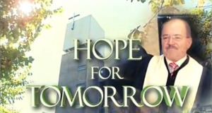 Pastor Volkhard Spitzer – Hope For Tomorrow – Bild: Hope for Tomorrow