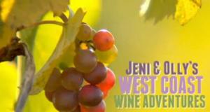 Jenis und Ollys Weinabenteuer an der Westküste – Bild: Travel Channel