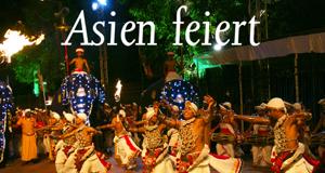 Asien feiert – Bild: HR/Ulrike Bremer