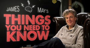 James May's Things You Need to Know – Bild: BBC Two