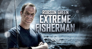 Robson Green, der Extrem-Angler – Bild: Quest