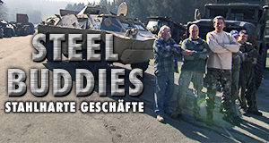 Steel Buddies – Stahlharte Geschäfte – Bild: Sony Pictures Home Entertainment