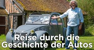 Reise durch die Geschichte der Autos – Bild: BBC