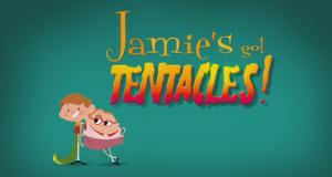 Jamie's got tentacles! – Bild: Samka Productions