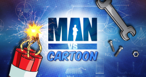 Man vs. Cartoon – Bild: truTV