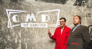 Comedy mit Karsten – Bild: MDR/Stephan Flad