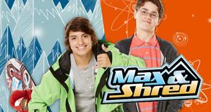 Max & Shred – Bild: Nickelodeon