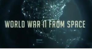 Der Zweite Weltkrieg aus dem All – Bild: History Channel