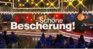 Schöne Bescherung! – Bild: ZDF