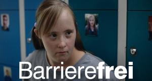 Barrierefrei – Bild: ZDF/Julia Baumann