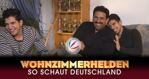 Wohnzimmerhelden – So schaut Deutschland – Bild: Sat.1
