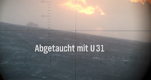 Abgetaucht mit U-31…