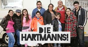 Die Hartmanns – Eine Großfamilie auf Achse – Bild: RTL II/Kai Schulz