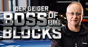 Der Geiger – Boss Of Big Blocks – Bild: DMAX