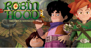Robin Hood - Schlitzohr von Sherwood – Bild: DQ Entertainment/PGS Entertainment