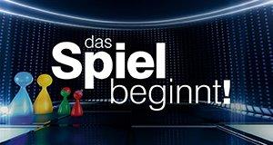 Das Spiel beginnt! – Bild: ZDF