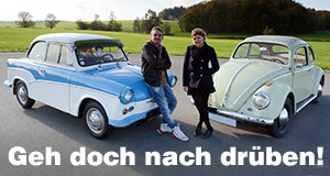 Geh doch nach drüben! – Bild: ZDF/André Böhm
