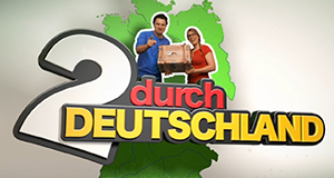 2 durch Deutschland – Bild: WDR/tvision/WESTDESIGN