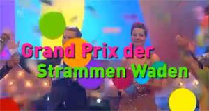 Grand Prix der Strammen Waden – Bild: ARD